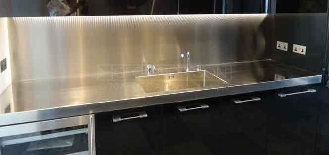 Stainless Steel Worktops Stainless Steel Kitchen Cabinets
